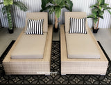 Luxe Sun Lounge - Razzino Furniture