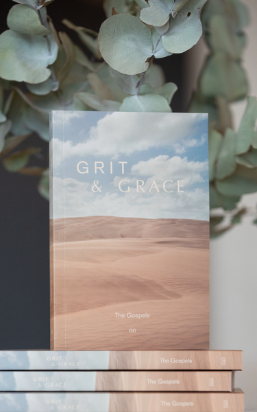 Grit & Grace Gospels (New Testament Bible