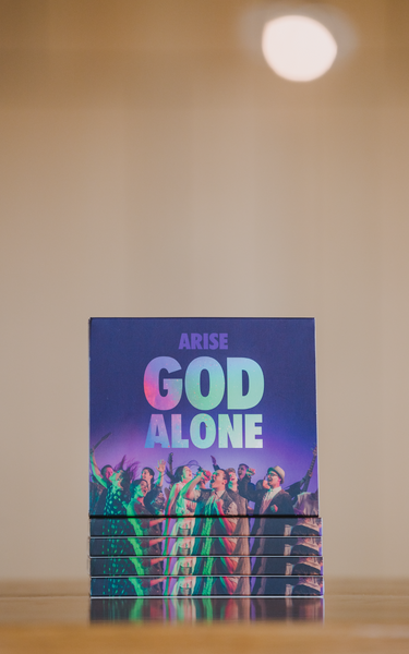 God Alone (Physical CD)