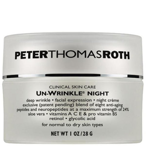 Peter Thomas Roth Unwrinkle Night