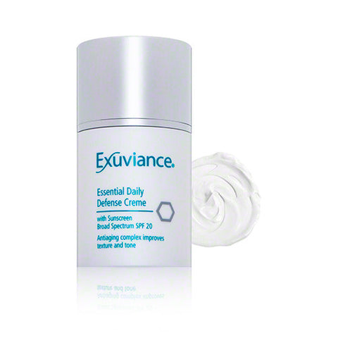Exuviance Essential Daily Defense Creme SPF 20, 1.75 oz - ibeautysource
