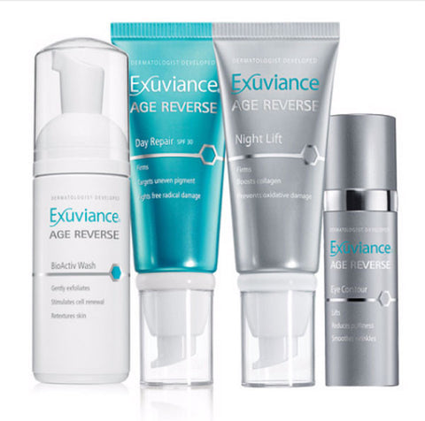 Exuviance Age Reverse Introductory Collection - 4 pieces - ibeautysource