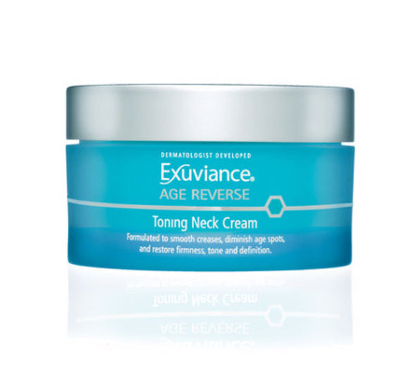 Exuviance Age Reverse Toning Neck Cream - 4.4 oz - ibeautysource