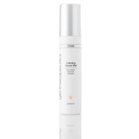 glotherapeutics Calming Flower Mist For Sensitive Skin - 4 oz - ibeautysource