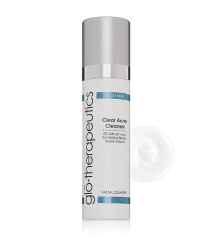 glotherapeutics Clear Acne Cleanser - 6 oz - ibeautysource