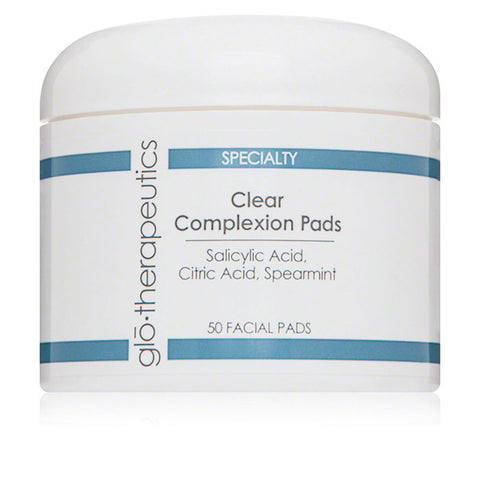 glotherapeutics Clear Complexion Pads, 50 pads - ibeautysource