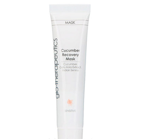 glotherapeutics Cucumber Recovery Mask for Sensitive - Travel Size - 0.75 oz - ibeautysource