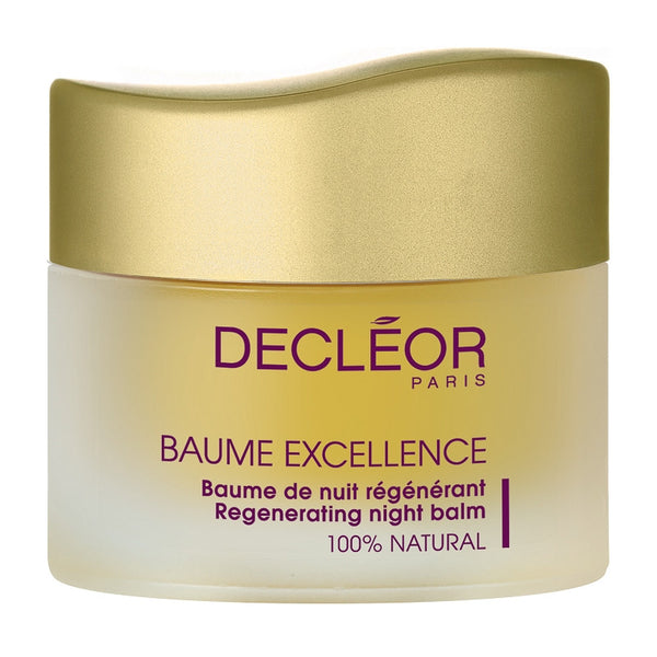 Decleor Baume Excellence Regenerating Night Balm - 1 oz - ibeautysource