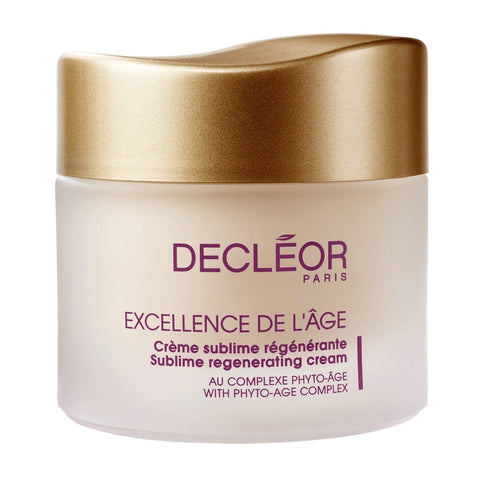 Decleor Excellence De L'Age Sublime Regenerating Cream - 1.69 oz - ibeautysource