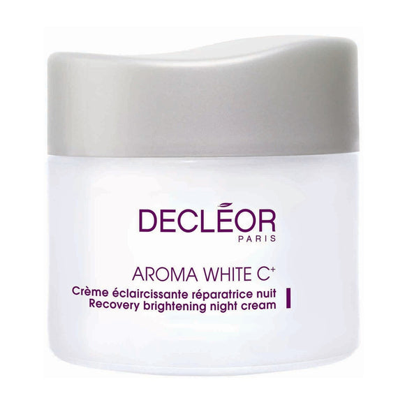 Decleor Aroma White C+ Recovery Brightening Night Cream - 1.7 oz - ibeautysource