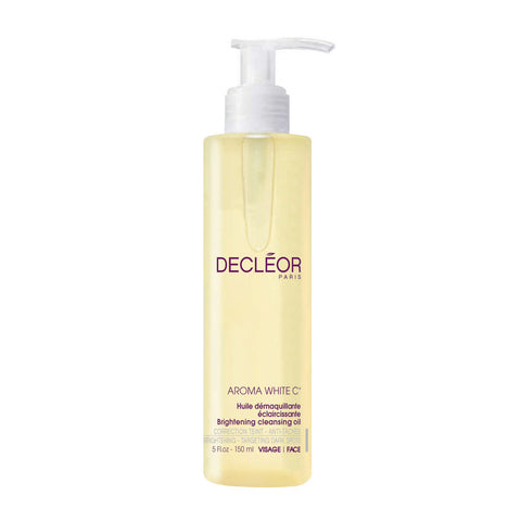 Decleor Aroma White C+ Brightening Cleansing Oil - 5 oz - ibeautysource
