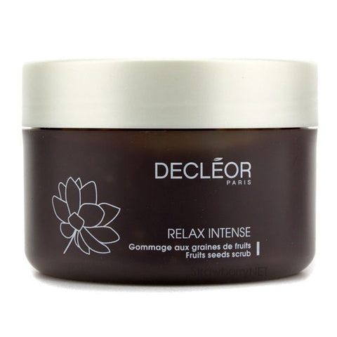 Decleor Relax Intense Fruits Seeds Scrub - 6.7 oz - ibeautysource