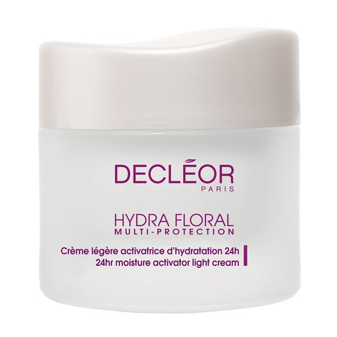 Decleor Hydra Floral 24hr Moisture Activator Light Cream (Jar) - 1.69 oz - ibeautysource