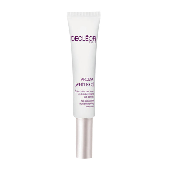 Decleor Aroma White C+ Anti-Dark Circle Multi-Brightening Eye Care - 0.5 oz - ibeautysource
