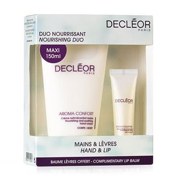 Decleor Nourishing Duo Gift Set - Hand & Lip - ibeautysource