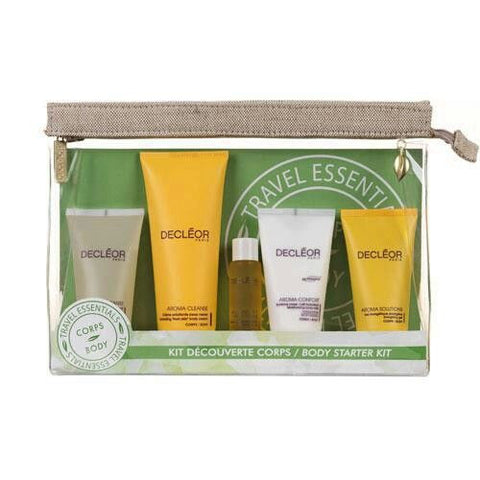 Decleor Travel Essentials Body Starter Kit - ibeautysource