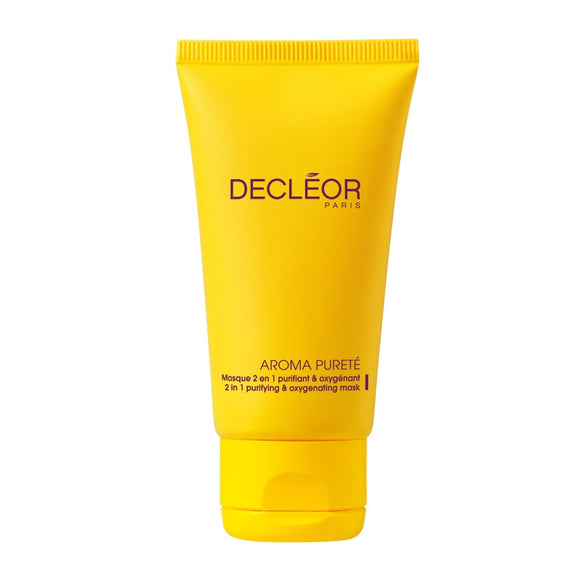 Decleor Aroma Purete 2 in 1 Purifying & Oxygenating Mask - 1.69 oz - ibeautysource
