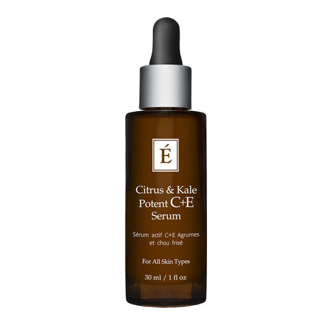 Eminence Citrus & Kale Potent C+E Serum - 1 oz - ibeautysource