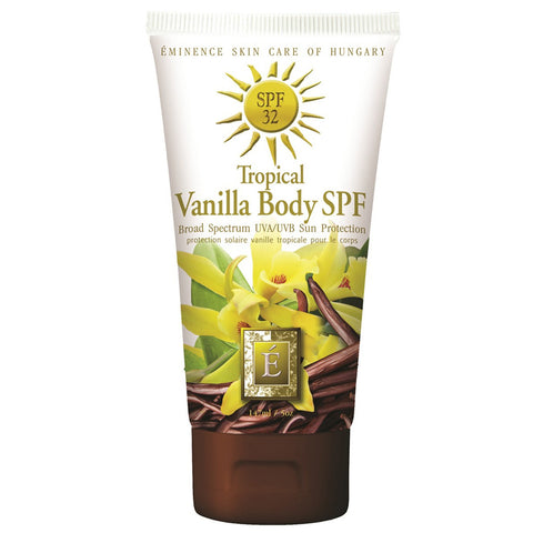 Eminence Tropical Vanilla Body SPF 32 - 5 oz - ibeautysource