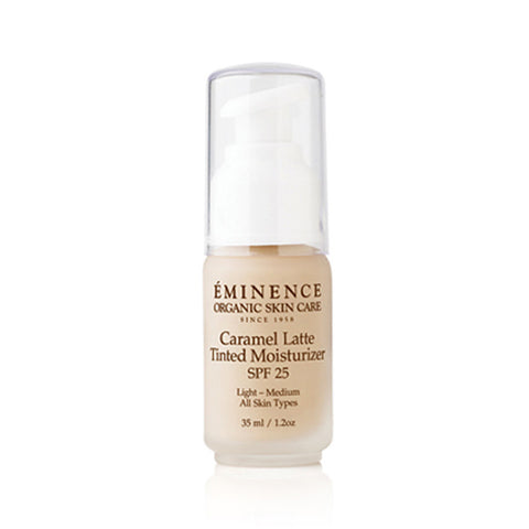 Eminence Caramel Latte Tinted Moisturizer SPF 25 (Light-Medium) - 1.2 oz - ibeautysource