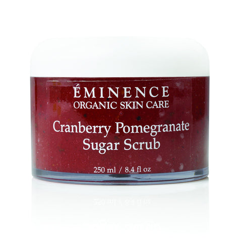 Eminence Cranberry Pomegranate Sugar Scrub - 8.4 oz - ibeautysource