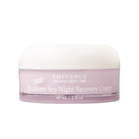 Eminence Blueberry Soy Night Recovery Cream - 2 oz - ibeautysource