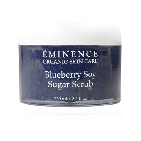 Eminence Blueberry Soy Sugar Scrub - 8.4 oz - ibeautysource