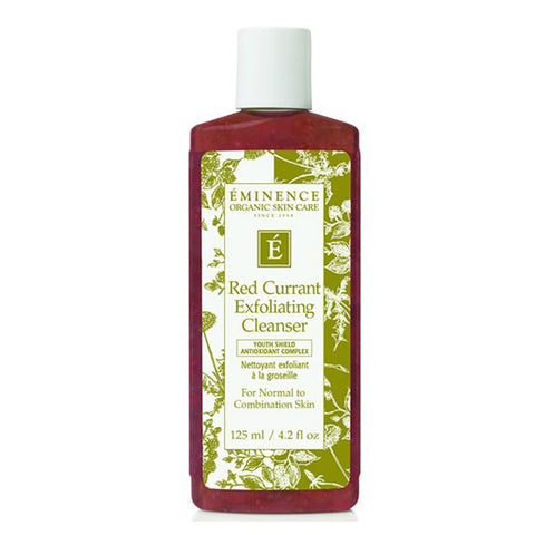 Eminence Red Currant Exfoliating Cleanser - 4.2 oz - ibeautysource