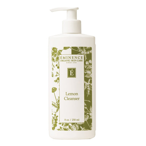 Eminence Lemon Cleanser - 8 oz - ibeautysource