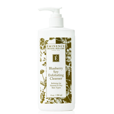 Eminence Blueberry Soy Exfoliating Cleanser - 8 oz - ibeautysource