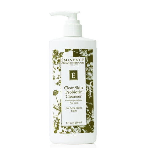 Eminence Clear Skin Probiotic Cleanser - 8.4 oz - ibeautysource