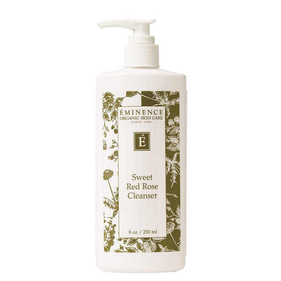 Eminence Sweet Red Rose Cleanser - 8 oz - ibeautysource