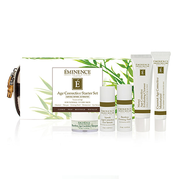 Eminence Age Corrective Starter Set - 5 pieces - ibeautysource