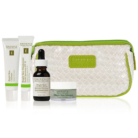 Eminence Bright Skin Starter Set - 4 pieces - ibeautysource