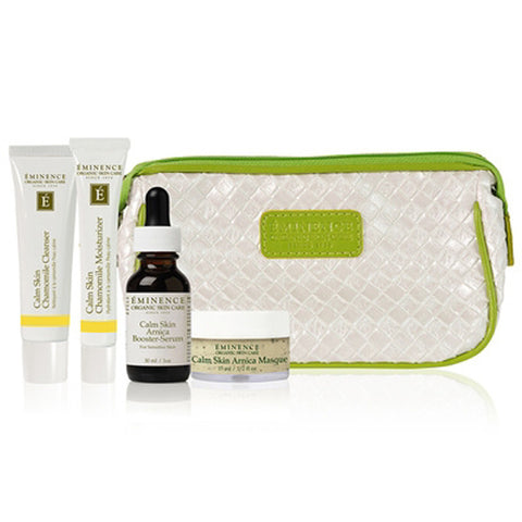 Eminence Calm Skin Starter Set - 4 pieces - ibeautysource