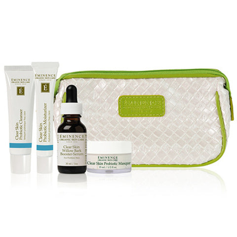 Eminence Clear Skin Starter Set - 4 pieces - ibeautysource