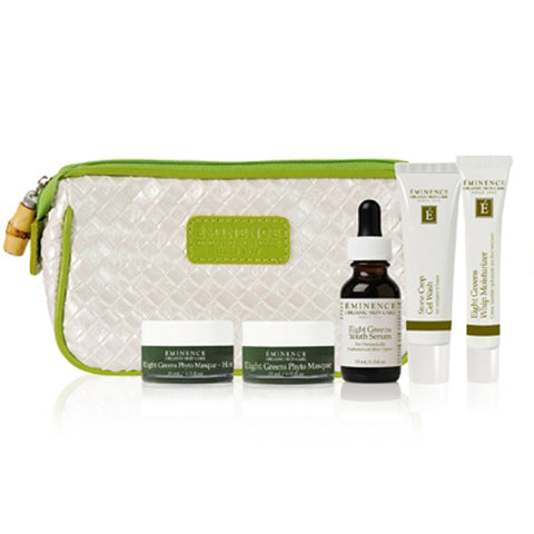 Eminence Eight Greens Starter Set - 5 pieces - ibeautysource