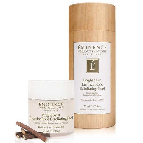 Eminence Bright Skin Licorice Root Exfoliating Peel - 1.7 oz - ibeautysource