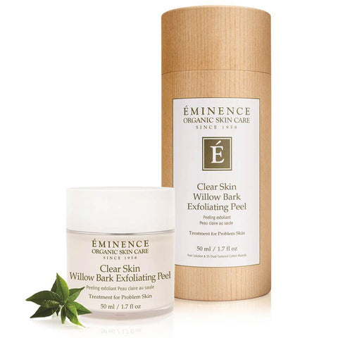 Eminence Clear Skin Willow Bark Exfoliating Peel - 1.7 oz - ibeautysource