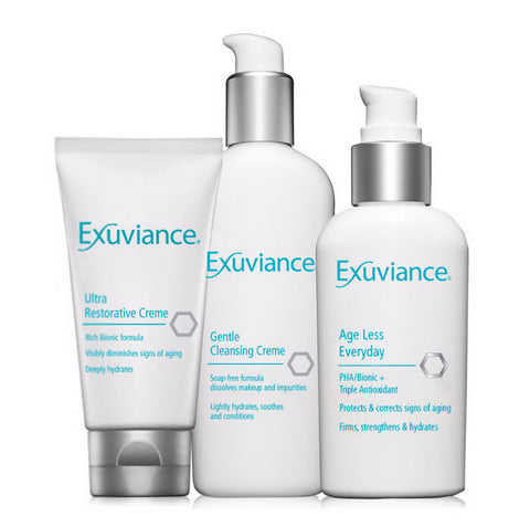 Exuviance Anti Aging Solutions Kit - ibeautysource
