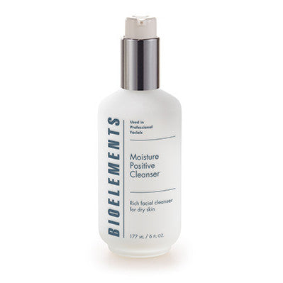 Bioelements Moisture Positive Cleanser - 6 oz - ibeautysource