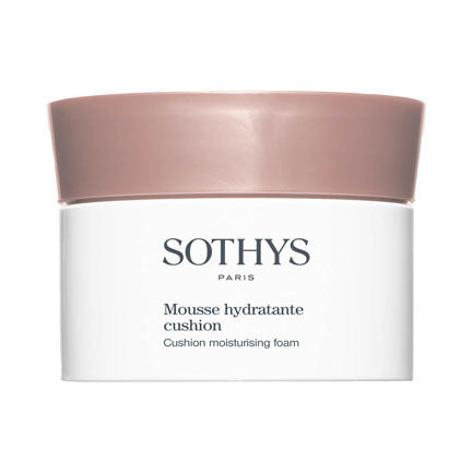 Sothys Cushion Moisturising Foam Frangipani Flower and Plum Escape