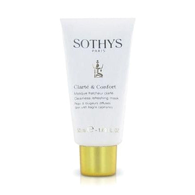Sothys Clarte & Confort Clearness Refreshing Mask - 1.7 oz