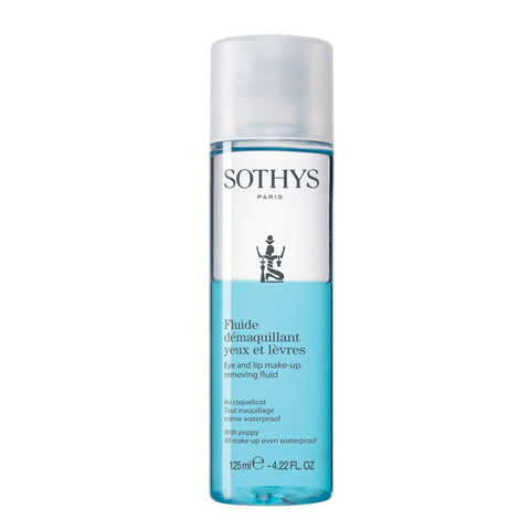 Sothys Eye And Lip Make-Up Removing Fluid - 4.22 oz