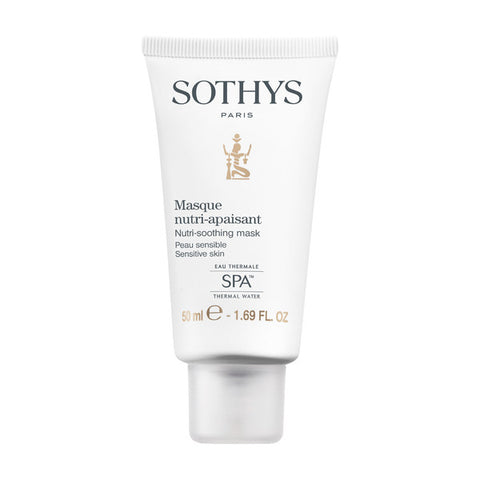 Sothys Eau Thermale Spa Nutri-Soothing Mask - 1.69 oz