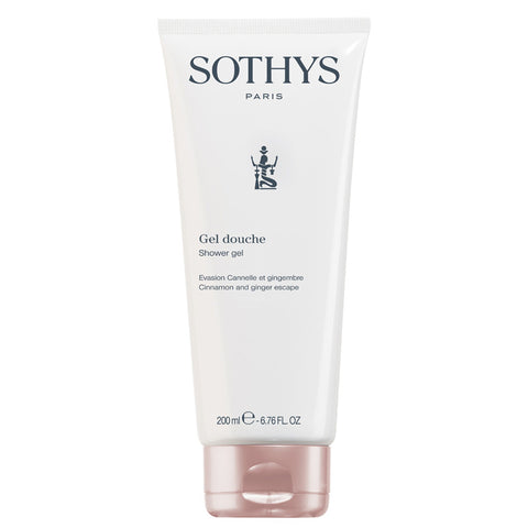 Sothys Cinnamon and Ginger Shower Gel