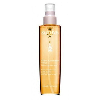Sothys Orange Blossom and Cedar Wood Nourishing Body Elixir