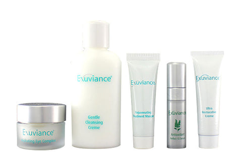 Exuviance Essentials Sensitive/Dry Skin Kit - ibeautysource