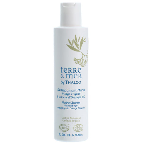 Thalgo Terre & Mer Marine Cleanser with Organic Orange Blossom