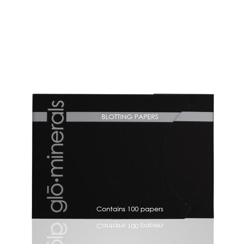 GloMinerals Blotting Papers, 100 sheets - ibeautysource